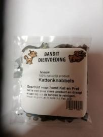 Bandit bio kattenknabbels 24 x 30 gram