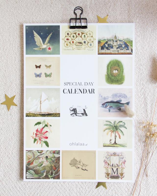 Special Day Calendar