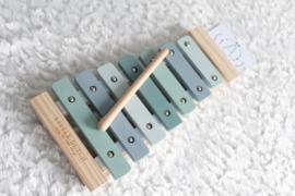 Xylofoon Blauw - Little Dutch - PAKKETPOST!!