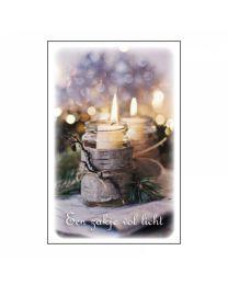 GvN035 Geurzakje met envelopje - Kerst