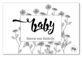 31 Geurzakje met envelopje - Baby - Hip