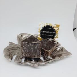 Amber Black Musk Geurblokje - mix van Black Musk en Amber - Interior Scent