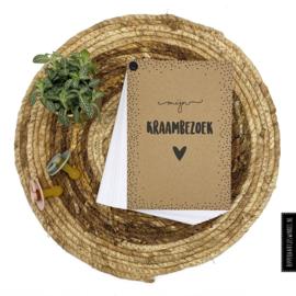Kraambezoek boek Kraft - HippeKaartjes