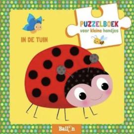 Puzzelboek In de Tuin - De Ballon