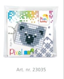 23035 Pixel sleutelhanger set compleet - Koala