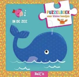 Puzzelboek In de Zee - De Ballon