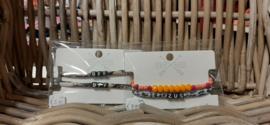 CM Cadeauset 2 armbandjes - Zus (rechtse set op de foto)