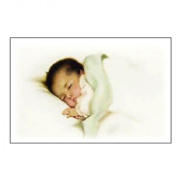 GvN046 Geurzakje met envelopje - Nostalgisch Geboorte