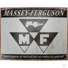Massey-Ferguson oud logo