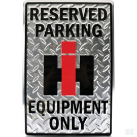 IH Reserved Parking