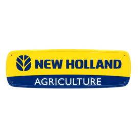 New Holland Agriculture Dealer Logo
