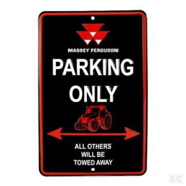 Massey Ferguson Parking Only