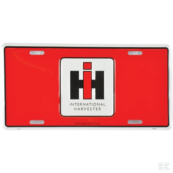 IH Harvester (Small/Red)