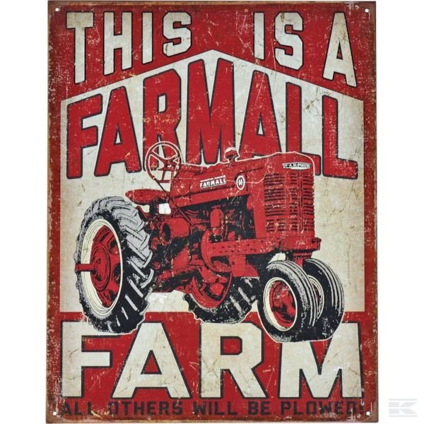 This is an Farmall Farm