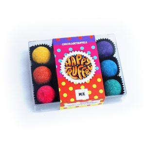 Mix Happy Truffel 12 stuks