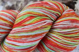 Fine Merino  multi color Confetti