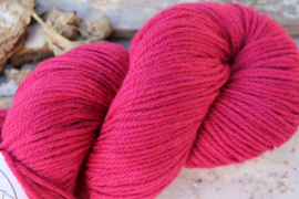 Fine Peruvian Highland wol Roze tint