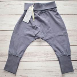 Nieuw : By Heritage broek Solid Blue