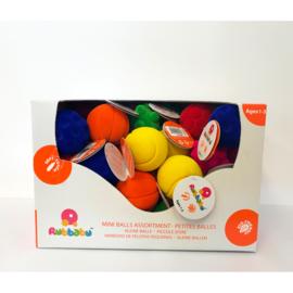 Nieuw : Rubbabu - Kleine ballen assortiment