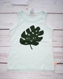 Nieuw  : Tinycottons - Tank top Leaf