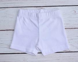 Nieuw : Feetje - Witte short