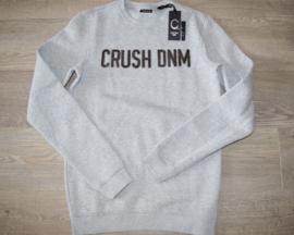 Nieuw : Crush Denim - Sweater basic grey