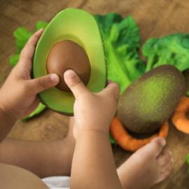 Nieuw : Oli & Carol Arnold The Avocado