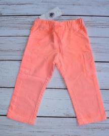 Nieuw : Petit Bateau - Fluo oranje broek