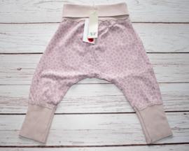 Nieuw : By Heritage Broek AOP Pink