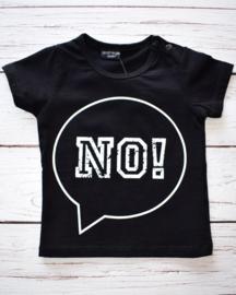Nieuw : Lucky No. 7 - T-shirt NO!
