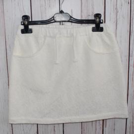 Nieuw : Name it - Off white kanten rok