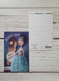 Nieuw : Postkaart - Nina De San