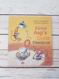 Nieuw : Boek Kleine Aapsgrote plascircus
