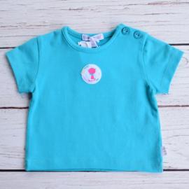 Nieuw : Blablabla : T-shirt blauw