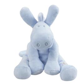 Nieuw : Noukie's knuffel Paco licht blauw 20 cm