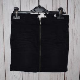 Nieuw : Name it - Zwarte jeans rok