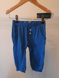 Nieuw :  Tricky Tracks - Blauwe   jog broek