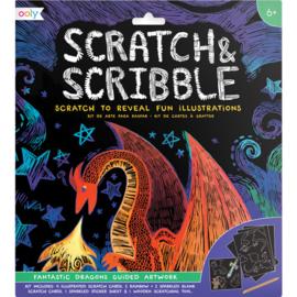 Nieuw : Ooly - Scratch & Scribble Ass.