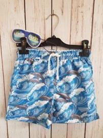 Nieuw : Lemon Beret zwemshort dolfijn  A142633