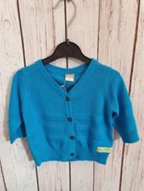 Nieuw : Name it - Blauwe cardigan