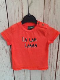 Nieuw : Babyface - Oranje T-shirt