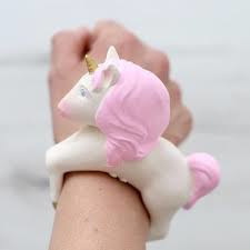 Nieuw : Oli & Carol armband Stacy The Unicorn
