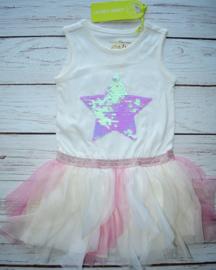 Nieuw : Lemon Beret jurk pink