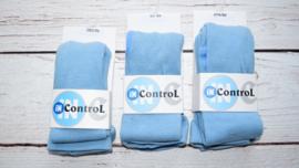 Nieuw : Broekkousen InControl - Dusty Blue