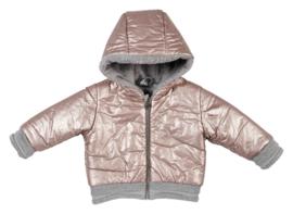 Nieuw : Gymp Oud roze metallic