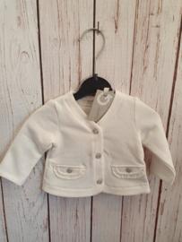 Nieuw : Gymp - Off white vest