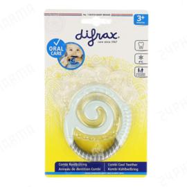 Nieuw : Difrax Koelbijtring Combi mint