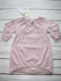 Nieuw : By Heritage jurk  AOP Pink