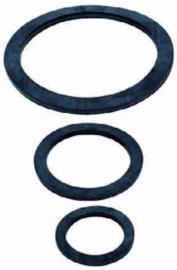 Rubberring (EPDM) voor slangtule met draad
