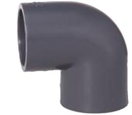 Econo-line PVC Knie 90°